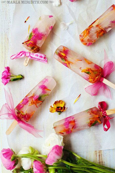 flower-popsicle