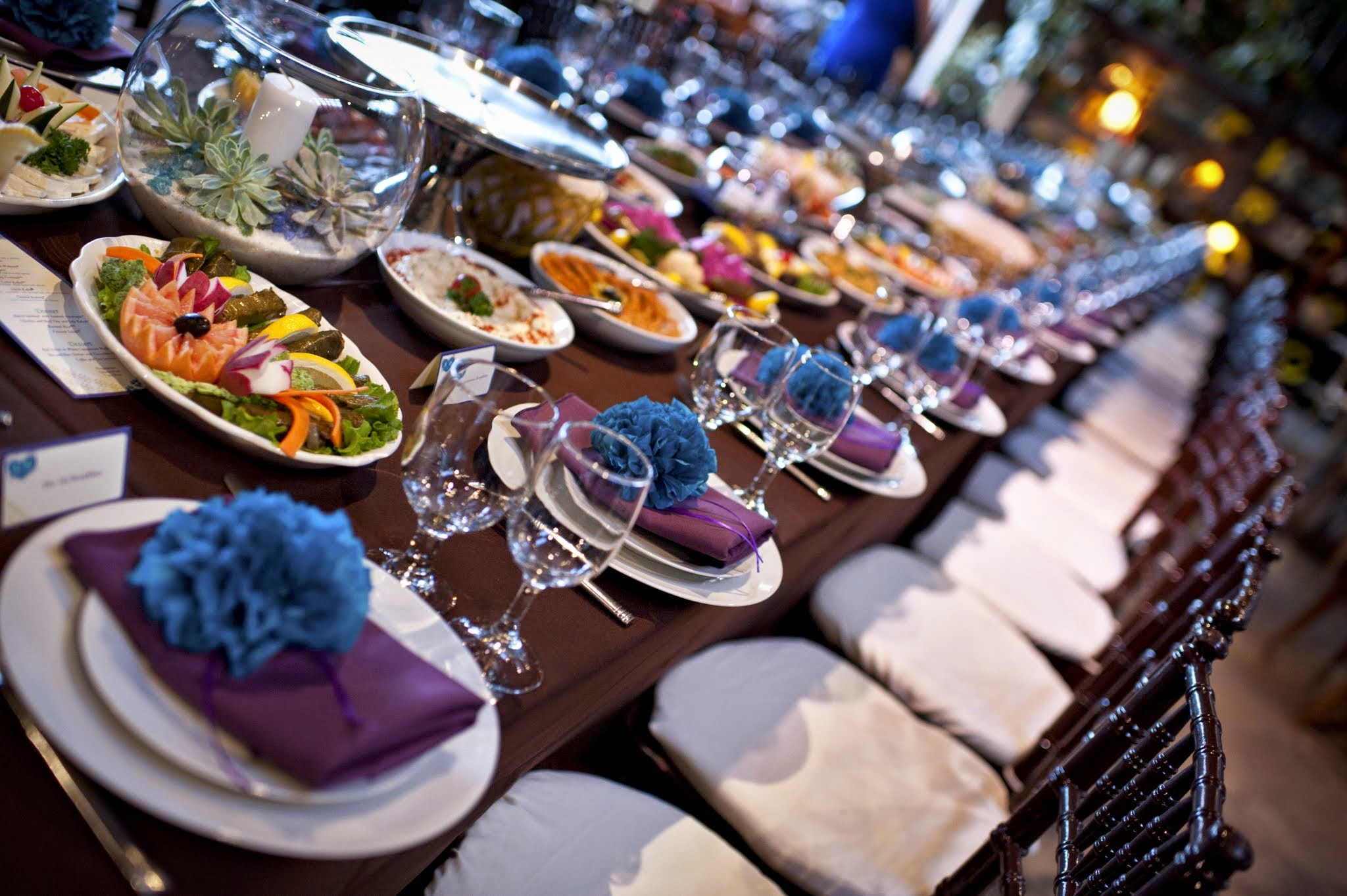 & How to Talk Catering -Anoush Wedding \u0026 Catering Blog