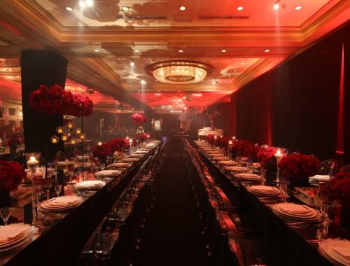Wedding catering designing