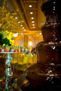 Order a Delicious Chocolate Fountain Anoush.com