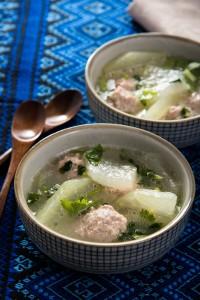 Winter Melon Soup Anoush.com