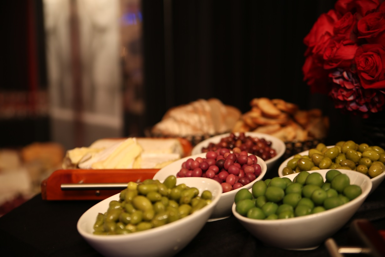 Different Types of Olives Anoush Catering