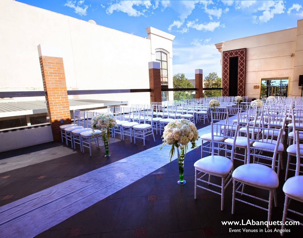 Summer Wedding Venues in Los Angeles Anoush.com