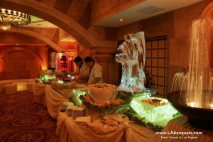 Specialty Stations at Le Foyer Lounge Anoush.com