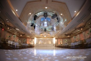 Dance Floor at Le Foyer Ballroom