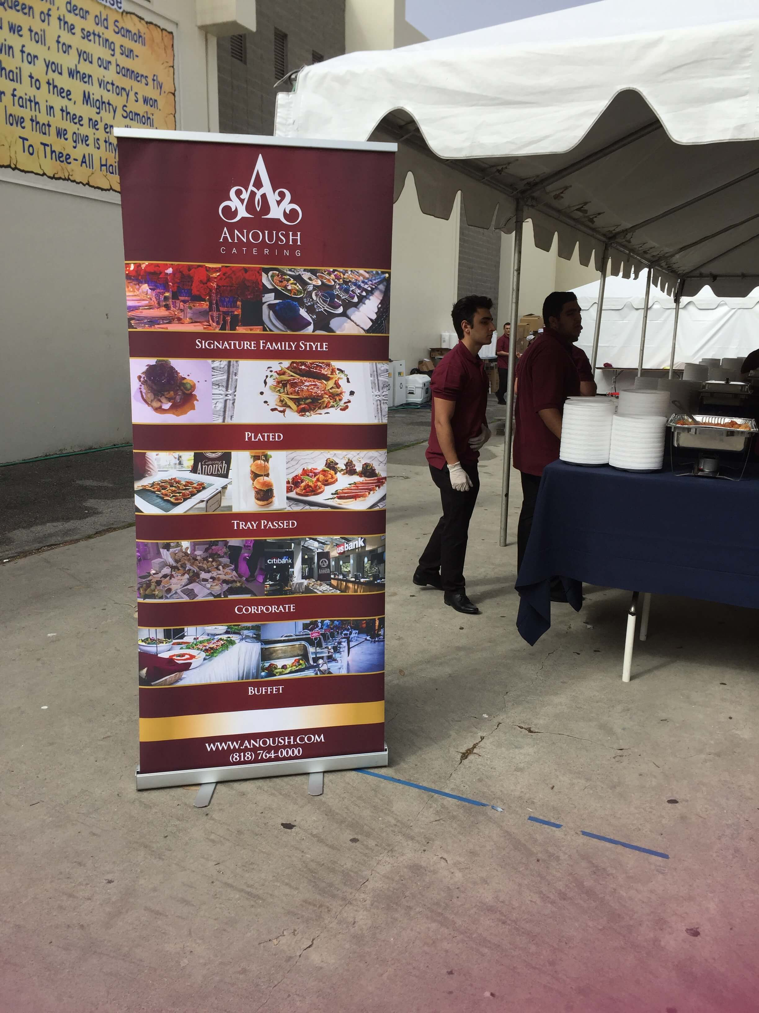 Anoush Special Event Catering