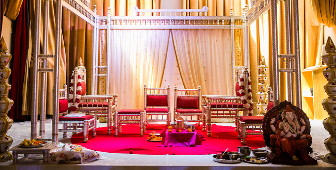 Bring the world to you with a global wedding theme