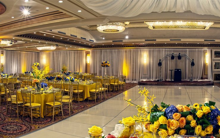 Wedding Color Schemes Finding Inspiration When Choosing Your Colors Anoush Catering Blog