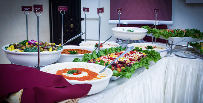 Catering can provide you with plenty of options