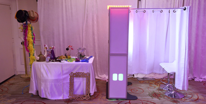 Photobooths can be both affordable and fun.