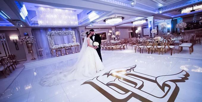 Armenian newly weds