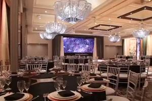 Legacy Ballroom Video Featuring Anoush Catering