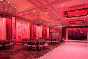 Legacy Ballroom Lighting - Modern Wedding Banquet Hall