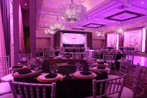 Legacy Banquet Hall by Anoush Banquet Halls and Catering Special Effects Lighting