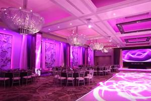 Legacy Ballroom Atmosphere - by Anoush Catering